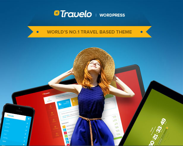 Thiết kế trang web du lịch