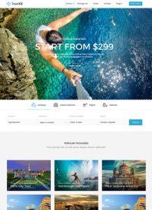 Thiết kế web du lịch biên hòa đồng nai chuyên nghiệp, uy tín, giá rẻ